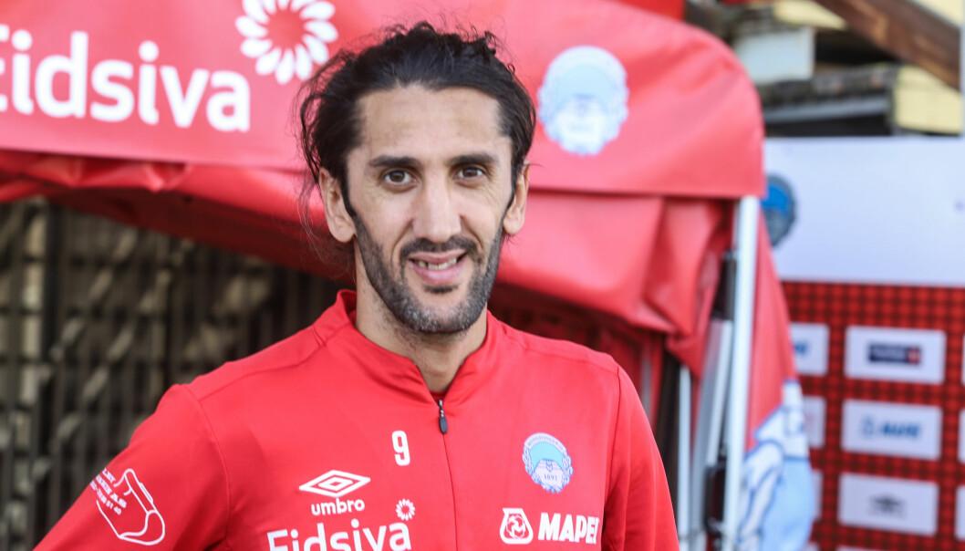 Adem Güven har hatt en strålende sesong og topper spillerbørsen, målscorerstatistikken og tabellen etter halvspilt sesong.