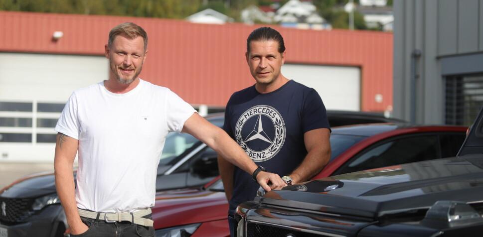 Investerer 15 millioner i nytt bilskadeverksted