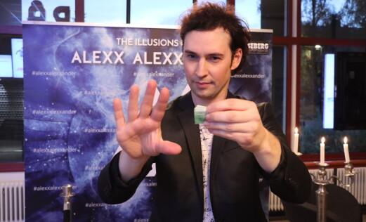 Se Alexx Alexxander trylle for Mitt Kongsvinger her