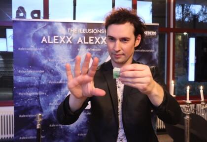 Video: Se Alexx Alexxander trylle for Mitt Kongsvinger her