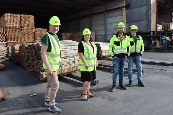Spikrer seg fast for nytt industrieventyr – kan også komme til Kongsvinger