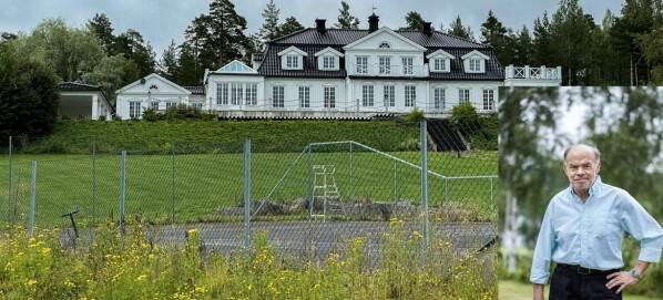 Kjøpte Jensby-eiendommen for 17,7 millioner i 2011 – siden har praktvillaen stått ubebodd
