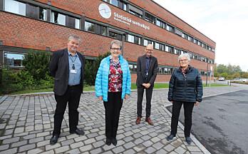 Oddlaug og Birgit får mye av æren for at SSB etablerte seg i Kongsvinger