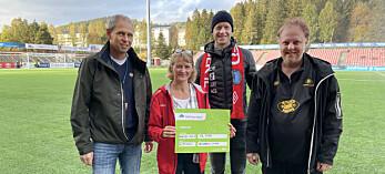 KIL turn og Brane Tigers tildelt NordBØhusstipend
