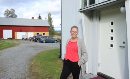 Kom flyttende fra Hamar denne uken – allerede nå skryter hun av Kongsvinger