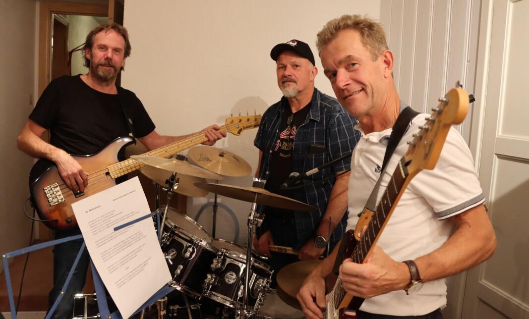 Tok byen med storm i tenårene – her spiller bandet sammen igjen 40 år senere