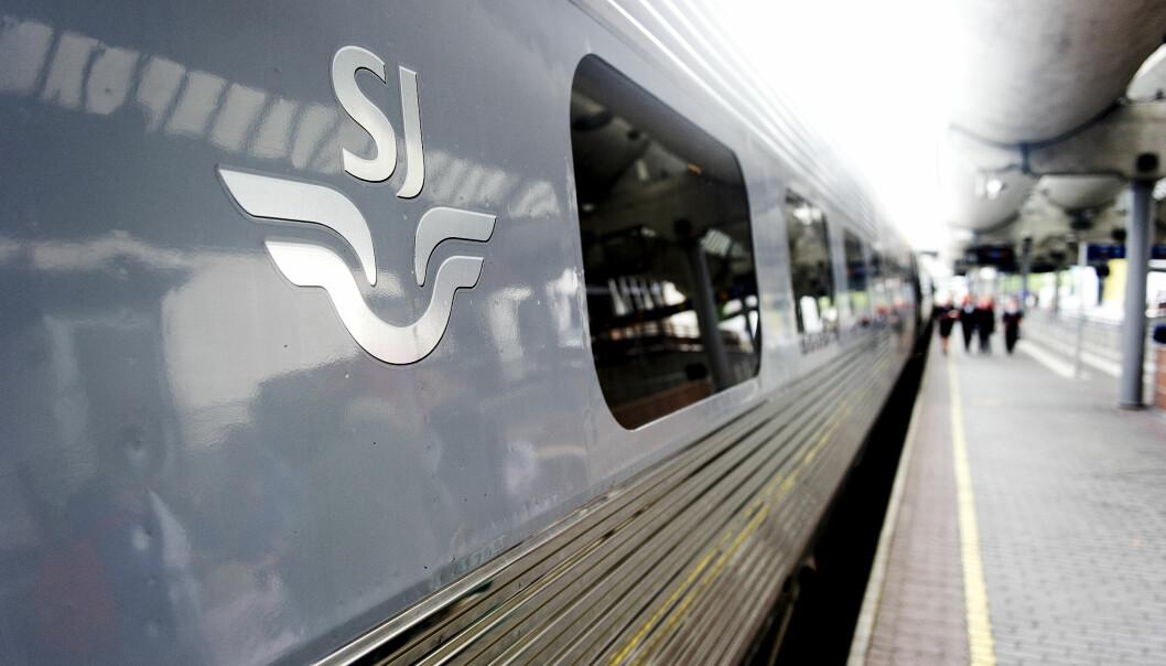 Nå kan du snart ta toget fra Kongsvinger til Stockholm igjen.
