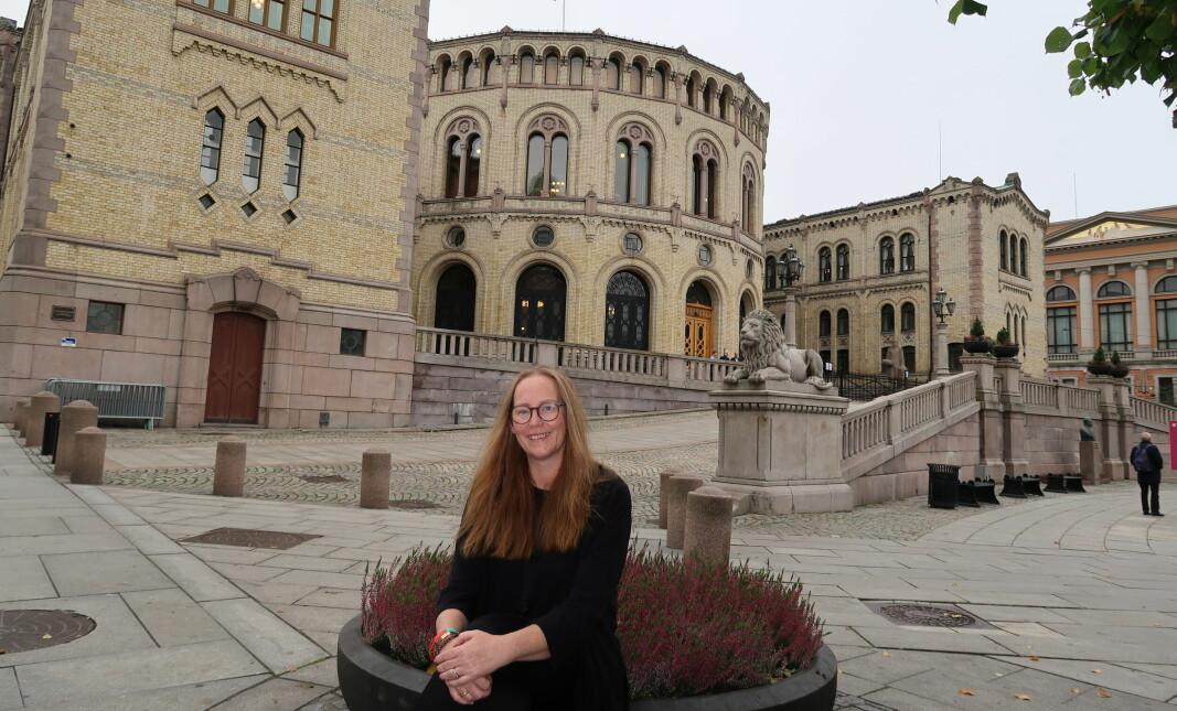 Lise Selnes har gjort unna sin første uke som nyvalgt stortingsrepresentant.