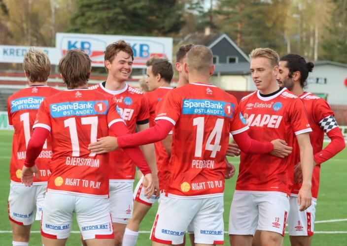 Total dominans på Gjemselund – 7-0 til KIL!