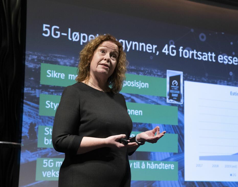 Nå får Kongsvinger 5G-dekning