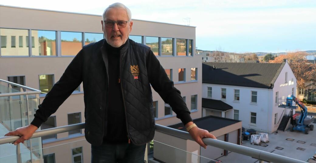 Knut flytter inn i Haugekvartalet: – Skal bli utrolig godt