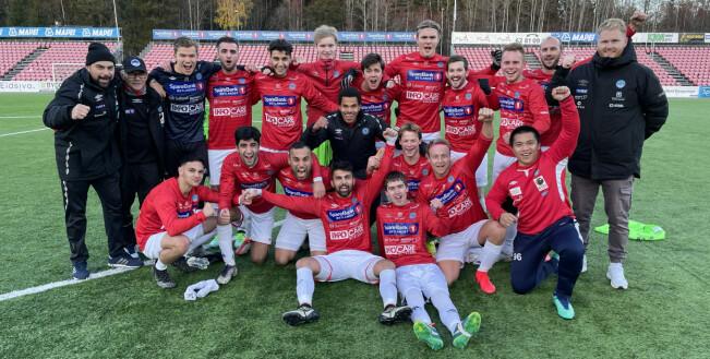 KIL ble serie-mestere i 6. divisjon